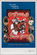 """Movie Posters:Comedy, Bronco Billy (Warner Bros., 1980). Rolled, Very Fine. One Sheet (27"""" X 41"""") Roger Huyssen and Gerard Huerta Artwork. Comedy...."""