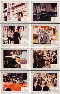 """Thoroughly Modern Millie (Universal, 1967). Fine+. Lobby Card Set of 8 (11"""" X 14""""). Musical. ... (Total: 8 Ite..."""