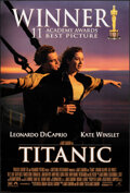 """Movie Posters:Drama, Titanic (20th Century Fox, 1997). Rolled, Very Fine. International One Sheet (27"""" X 40"""") DS Style D. Drama.. ..."""