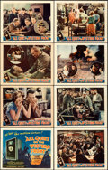 """Movie Posters:Academy Award Winners, All Quiet on the Western Front (Universal, 1930). Very Fine-. Lobby Card Set of 8 (11"""" X 14"""").. ... (Total: 8 Items)"""