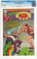 Silver Age (1956-1969):Superhero, House of Mystery #167 (DC, 1967) CGC NM 9.4 Cream to off-white pages....