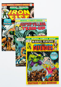 Marvel Bronze Age Comics Group of 43 (Marvel, 1970s) Condition: Average FN.... (Total: 43 Comic Books)