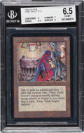 Memorabilia:Trading Cards, Magic: The Gathering Time Vault Alpha Edition (Wizards of the Coast, 1993) BGS EX-MT+ 6.5....