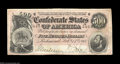 Confederate Notes:1864 Issues, T64 $500 1864. A lovely, completely original lightly ...
