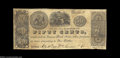 Obsoletes By State:Maryland, Baltimore, MD- Wm. James & Co. 50¢ July 22, 1840 Shank 5....