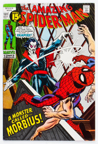 The Amazing Spider-Man #101 (Marvel, 1971) Condition: FN