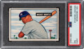 Baseball Cards:Singles (1950-1959), 1951 Bowman Mickey Mantle #253 PSA NM 7. There has...