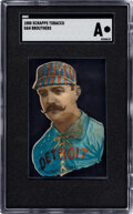 Baseball Cards:Singles (Pre-1930), 1888 H.D. Smith & Co. (Y95) Dan Brouthers SGC Authentic.