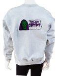 Movie/TV Memorabilia:Costumes, Frank Darabont Personal Sweatshirt from Tales from the Crypt (HBO, 1989-1996)....