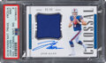 Football Cards:Singles (1970-Now), Offered is a very nice 2018 Panini National Treasures Rookie ...