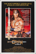 """Movie Posters:Action, Conan the Destroyer (Universal, 1984). Rolled, Very Fine/Near Mint. One Sheet (27"""" X 41""""). Action.. ..."""