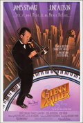 """Movie Posters:Drama, The Glenn Miller Story (Universal, R-1985). Rolled, Very Fine. Signed One Sheet (27"""" X 40"""") SS. Drama.. ..."""