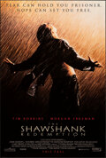 """Movie Posters:Drama, The Shawshank Redemption (Columbia, 1994). Rolled, Very Fine. One Sheet (27"""" X 40"""") SS Advance. Drama.. ..."""