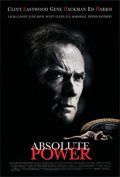 """Movie Posters:Thriller, Absolute Power (Columbia, 1997). Rolled, Very Fine+. One Sheet (27"""" X 40"""") SS. Thriller.. ..."""