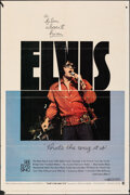 """Movie Posters:Elvis Presley, That's the Way It Is (MGM, 1971). Folded, Fine+. One Sheet (27"""" X 41""""). Elvis Presley.. ..."""