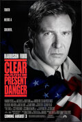 """Movie Posters:Thriller, Clear and Present Danger & Other Lot (Paramount, 1994). Rolled, Overall: Very Fine-. One Sheets (2) (27"""" X 40"""") SS Advance &... (Total: 10 Items)"""