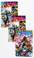 Modern Age (1980-Present):Superhero, X-Men #282 and 283 Group (Marvel, 1991) Condition: Average NM-.... (Total: 6 Comic Books)