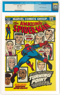 The Amazing Spider-Man #121 (Marvel, 1973) CGC VF+ 8.5 Off-white pages
