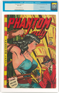 Phantom Lady #23 (Fox Features Syndicate, 1949) CGC VG 4.0 Cream to off-white pages
