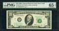 Small Size:Federal Reserve Notes, Fr. 2018-B $10 1969 Federal Reserve Note. PMG Gem Uncirculated 65 EPQ;. Fr. 2018-B* $10 1969 Federal Reserve Star Note. PM... (Total: 2 notes)