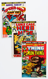 Marvel/DC Bronze Age Comics Group of 27 (Marvel/DC, 1970s) Condition: Average FN.... (Total: 27 Comic Books)