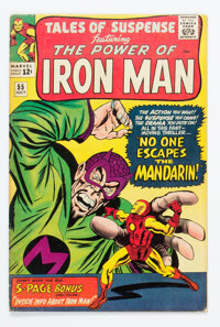 Tales of Suspense #55 (Marvel, 1964) Condition: FN+