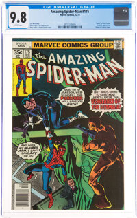 The Amazing Spider-Man #175 (Marvel, 1977) CGC NM/MT 9.8 White pages