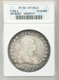 1795 $1 Draped Bust, Centered -- Graffiti -- ANACS. XF40 Details. Mintage 42,738. ...(PCGS# 6858)
