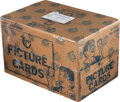 Baseball Cards:Unopened Packs/Display Boxes, 1981 Topps Baseball Unopened Vending Case With Twenty-Four, 500-Count Boxes. ...