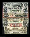 Obsoletes By State:Mixed States, Nine Nice Northern Notes