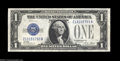 Error Notes:Inverted Reverses, Fr. 1601 $1 1928A Inverted Reverse Silver Certificate. Gem ...
