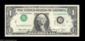 Error Notes:Inverted Third Printings, Fr. 1908-C $1 1974 Federal Reserve Note. Gem Crisp ...
