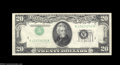 Error Notes:Inverted Third Printings, Fr. 2059-A $20 1950A Federal Reserve Note. Gem Crisp ...
