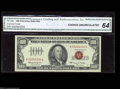 Small Size:Legal Tender Notes, Fr. 1550 $100 1966 Legal Tender Note. Choice Crisp ...