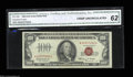 Small Size:Legal Tender Notes, Fr. 1550 $100 1966 Legal Tender Note. Crisp Uncirculated.