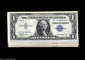 Small Size:Silver Certificates, Fr. 1607 $1 1935 Silver Certificates.