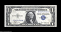 Small Size:Silver Certificates, Fr. 1607 $1 1935 Silver Certificates. A-B, B-B, C-B ... (3 notes)