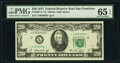 Small Size:Federal Reserve Notes, Fr. 2071-L* $20 1974 Federal Reserve Star Note. PMG Gem Un...