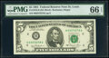 Small Size:Federal Reserve Notes, Fr. 1976-H $5 1981 Federal Reserve Note. PMG Gem Uncircula...