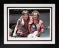 """Music Memorabilia:Photos, The Rolling Stones Limited Edition """"Waiting On a Friend"""" Giclee Print From Hulton Archive...."""