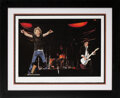 """Music Memorabilia:Photos, The Rolling Stones Limited Edition """"Start Me Up"""" Giclee Print From Hulton Archive. ..."""