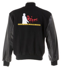 Frank Darabont Personalized Crew Jacket from Raines (NBC, 2007)