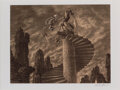 Movie/TV Memorabilia:Autographs and Signed Items, Ray Harryhausen Signed Every Picture Tells a...
