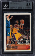 Basketball Cards:Singles (1980-Now), 1996 Topps Kobe Bryant #138 BGS NM-MT+ 8.5. Despit...