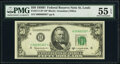 Small Size:Federal Reserve Notes, Fr. 2111-H* $50 1950D Federal Reserve Star Note. PMG About...