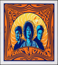 Movie Posters:Rock and Roll, Wolfmother at the Hammersmith Apollo (2007). Rolled, Very Fine+. Signed and Hand Numbered Limited Edition British Silk Scree...
