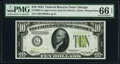 Small Size:Federal Reserve Notes, Fr. 2004-G $10 1934 Federal Reserve Note. PMG Gem Uncircul...