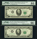 Small Size:Federal Reserve Notes, Fr. 2072-H* $20 1977 Federal Reserve Note. PMG Choice Unci...