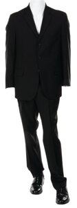 """Movie/TV Memorabilia:Costumes, Will Smith """"Agent J"""" Suit and Shoes from Men..."""
