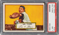 Baseball Cards:Singles (1950-1959), 1952 Topps Sal Yvars #338 PSA NM 7. Offered is a 1...